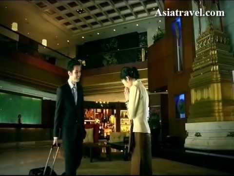 Royal Orchid Sheraton Hotels & Towers, Bangkok, Thailand - Corporate Video by Asiatravel.com