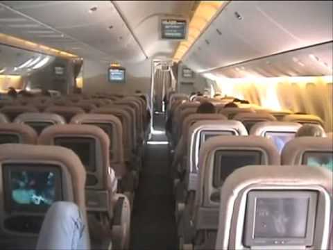 Emirates Airline Economy Class Flight Hamburg   Dubai