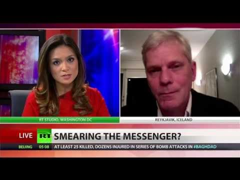 WikiLeaks: US trying to 'criminalize journalism' over Snowden leaks