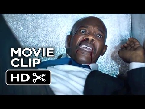 Big Game Movie CLIP - Being Tough (2014) - Samuel L. Jackson Action Adventure HD