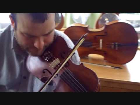 Mike Mitchell Plays his own Composition -DARMAGI- Floyd Virginia.wmv