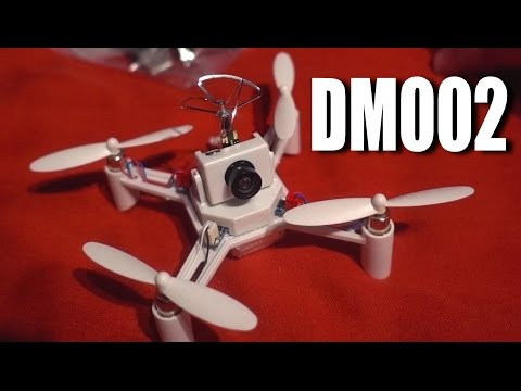 DM002 Build Review + Flight