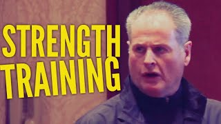 The Training Element  | The System | Football Strength Training | Rae Crowther Co.