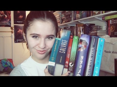 ANOTHER BOOK HAUL