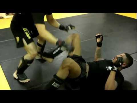MMA Training 2013 - Video 4