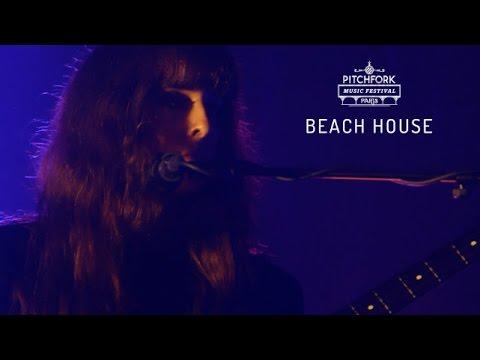Beach House   Pitchfork Music Festival Paris 2015   PitchforkTV