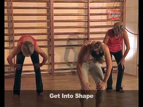 Get into Shape - Fitness for the Over 50's Series
