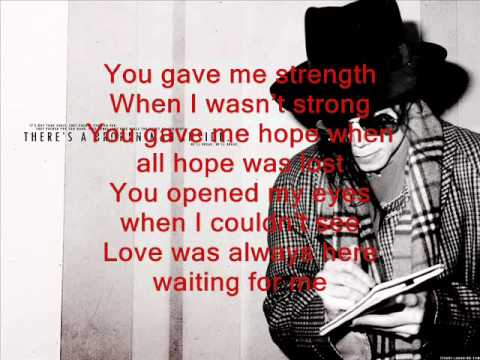 Michael Jackson - You Are My Life
