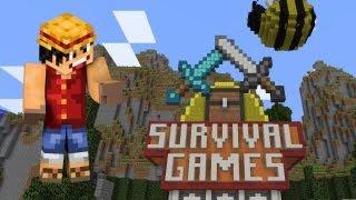 ماينكرافت : افضل سيرفر سرفايفل قيم #3 Survival Game