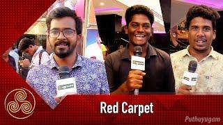 Red Carpet   16/02/2019   PuthuyugamTV