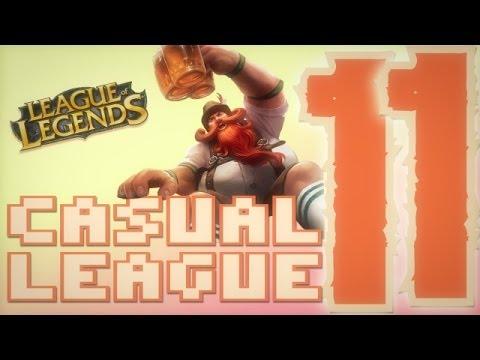 Casual League #11   Obamacare League Team