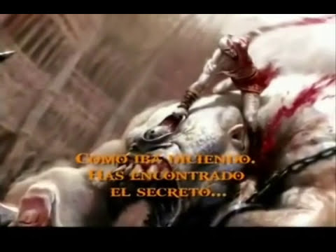 GOD OF WAR - SECRETS español