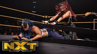 Mia Yim vs. Io Shirai – Women's WarGames Advantage Ladder Match: WWE NXT, Nov. 13, 2019