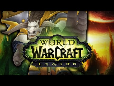 ♥ World of Warcraft (WoW Let's Play) - #10.5 LEGION PRE PATCH