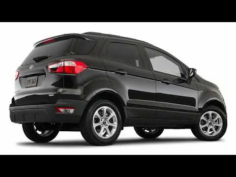 2019 Ford EcoSport Video