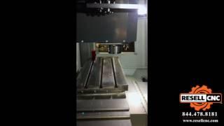 2016 Haas VF 2YT CNC Vertical Mill #06204