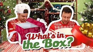 WHATS IN THE BOX!? - Kerst editie