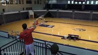 Khả năng ném bóng rổ đỉnh cao nhất thế giới