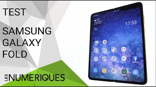 On a testé le Samsung Galaxy Fold