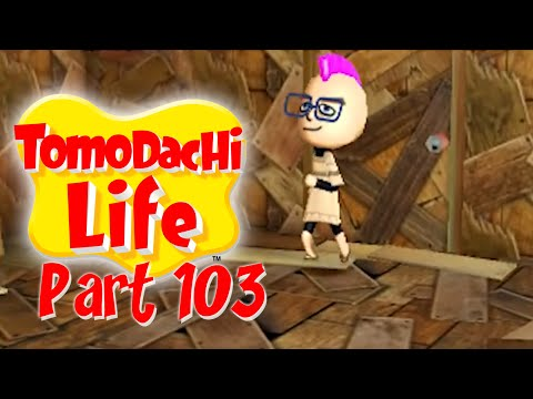 Tomodachi Life - Let's Play - Part 103 German / Deutsch 720p HD