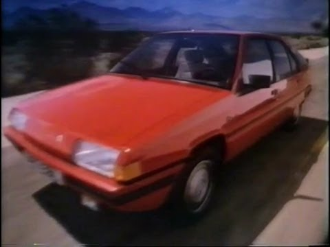 Car & Motoring TV Commercials from the 1980s and 1990s (VHS)