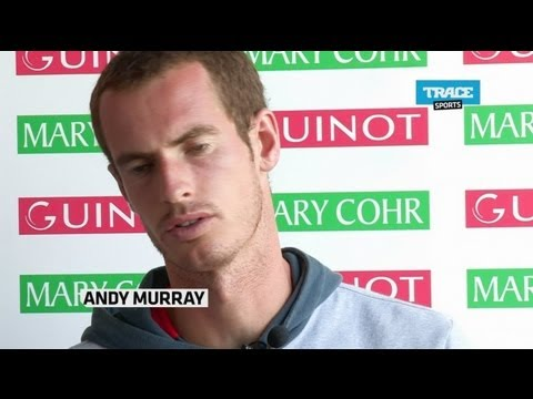 Andy Murray's Mentors - Tim Henman and Andre Agassi
