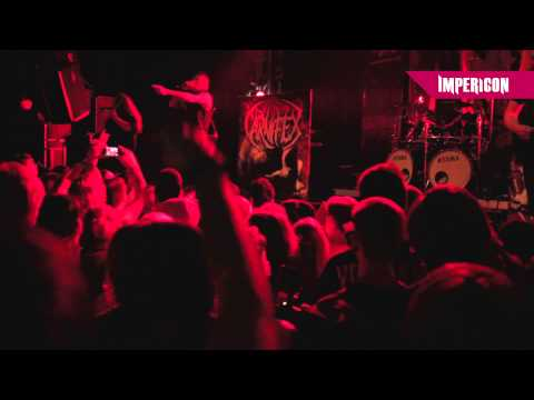 Carnifex - Dead But Dreaming (Live @ Never Say Die! Tour, 2013)