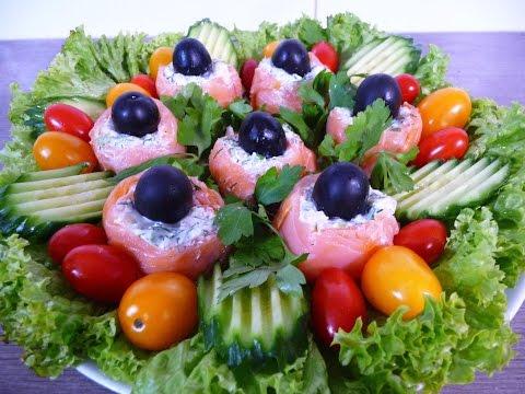 🔴Рулет из красной рыбы Торжественный Очень вкусно