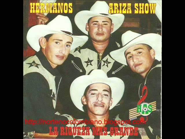Hermanos Ariza Show - Cuando quieras verme