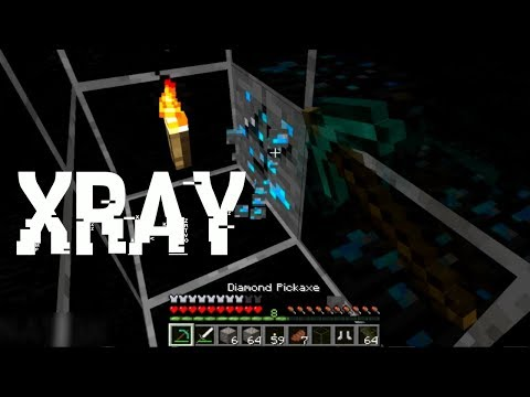 XRAY Resource Pack for Minecraft 1.12.2/1.12 [REVIEW/DOWNLOAD]