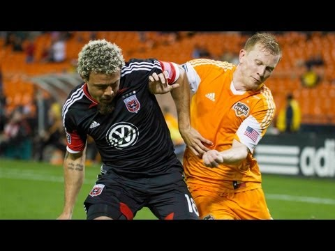 HIGHLIGHTS: D.C. United vs Houston Dynamo | May 8, 2013