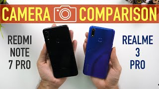 Realme 3 Pro Camera Comparison: vs Redmi Note 7 Pro | Final Verdict | Detailed Pros & Cons [Hindi]