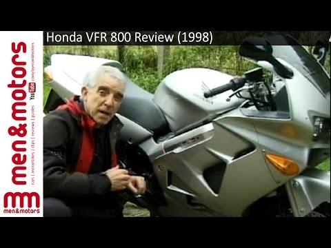Honda VFR 800 Review (1998)