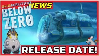 SUBNAUTICA Below Zero Release Date! New Expansion Info Plus Console Issues!