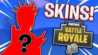NEW UPDATE AND NEW SKINS! Fortnite Battle Royale