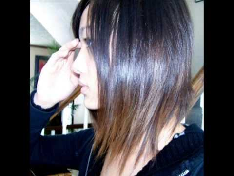 Asian hair styles 2009