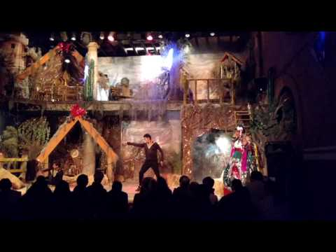 Pastorela Cómicos De La Legua, Baile Juanga