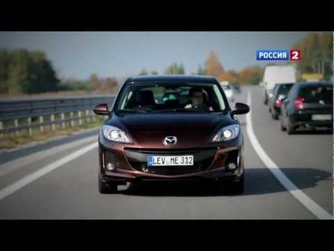 Тест-драйв Mazda 3 FL