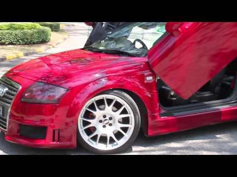 First Generation Audi TT