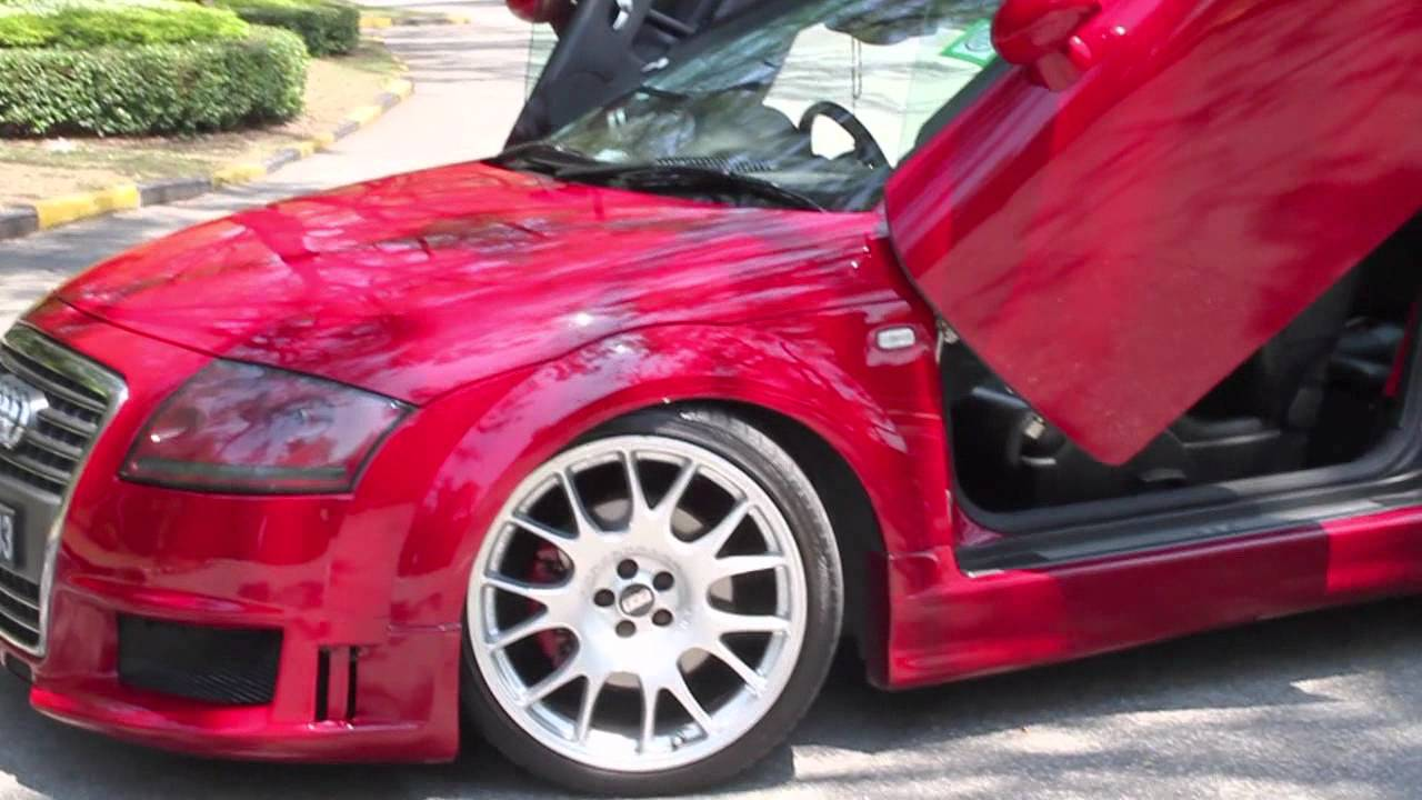 First Generation Audi Tt Youtube