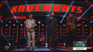 Download Lagu As Orcutt cheers, Pryor Baird powers through 'The Voice' Knockout Rounds Gratis STAFABAND
