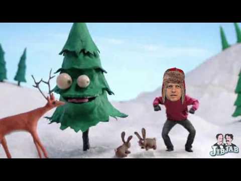 Robert Fico - Vianočný zlodej so sekerou