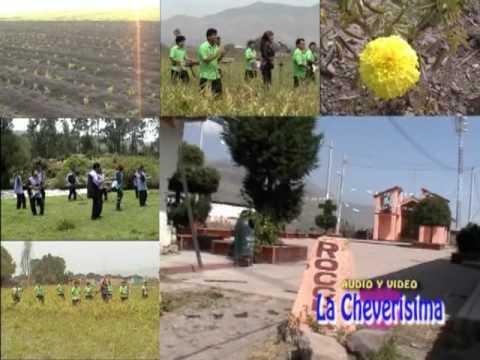 FRAGANCIA SHOW - CANTEÑO DE MIS AMORES - CHAPERITO
