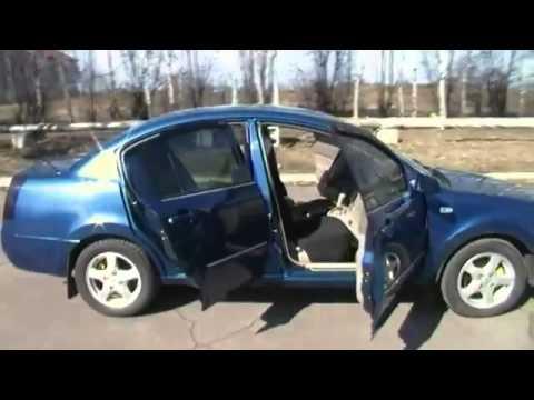 Chery Elara (A520) обзор автомобиля