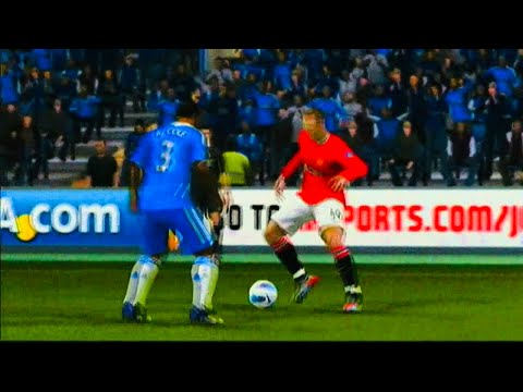 FIFA12で色々再現してみた -Skill Move,Fancy Flicks-