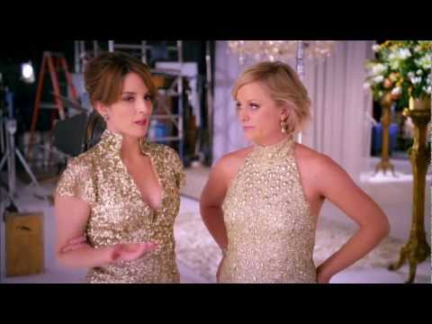 Tina Fey and Amy Poehler Tout the 70th Annual Golden Globe Awards