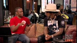 Future DS2 Album Full Interview w Huffington Post DS2