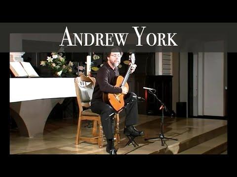 Andrew York - Avenue of the Giants - Gitarrissimo, Oberhausen Germany