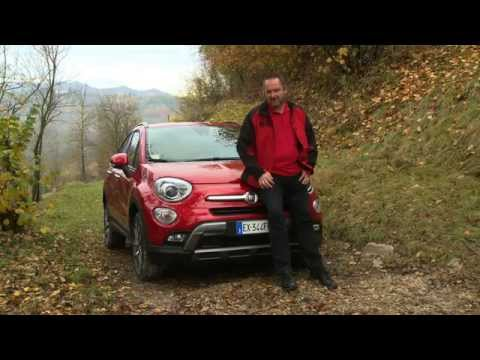 Test Drive: All new Fiat 500x Cross – Charming Crossover | Review | Test | English