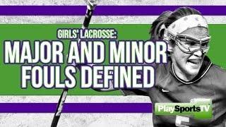 download lagu Girls' Lacrosse: Major And Minor Fouls Defined gratis